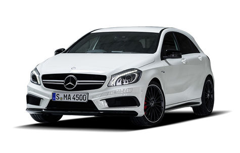 Mercedes-Benz A 45 AMG (2013-2015)