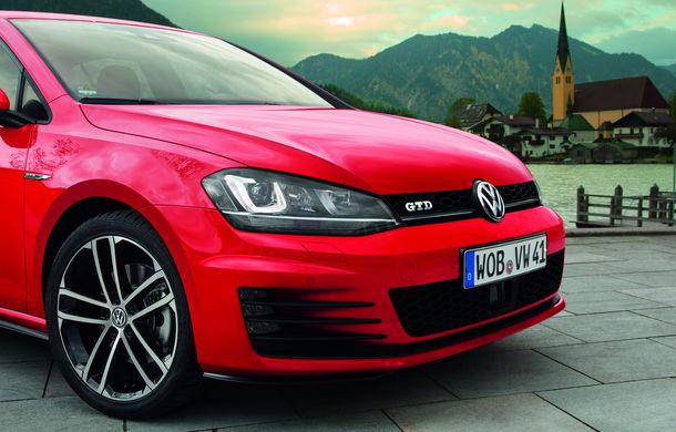 Volkswagen Golf GTD ar putea primi o versiune R de 240 CP - Poza 2
