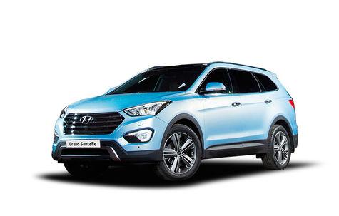 Hyundai Grand Santa Fe (2013-2016)