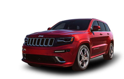 Jeep Grand Cherokee SRT8 facelift (2013-2016)