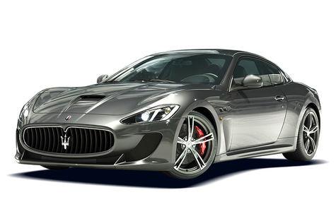 Maserati GranTurismo MC Stradale facelift