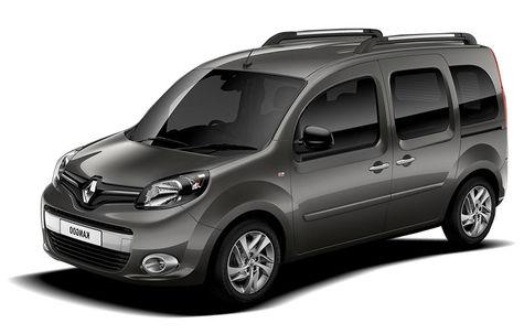 Renault Kangoo facelift (2013-prezent)