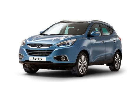 Hyundai ix35 (2013-2015)