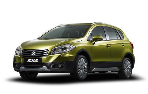 Suzuki S-Cross (2013-2016)