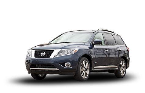 Nissan Pathfinder Hybrid (USA)