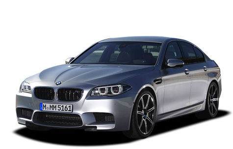 BMW M5 facelift (2013-2016)