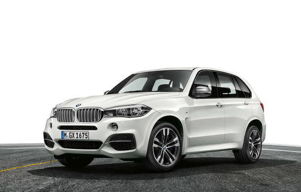 BMW X5 ar putea primi o nouă generație în 2018: SUV va utiliza platforma lui Seria 7 și va avea motoare noi - Poza 2