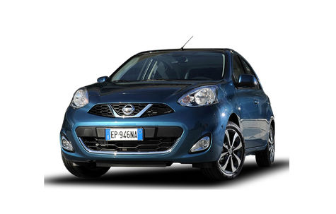 Nissan Micra facelift (2013-2017)