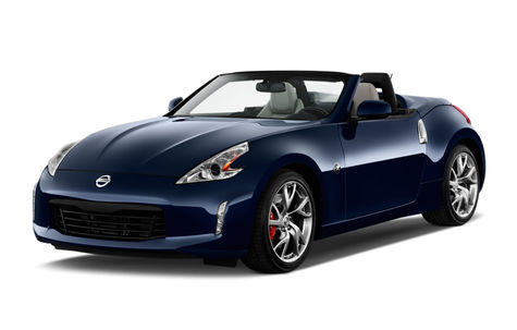 Nissan 370Z Roadster facelift (2013-2015)