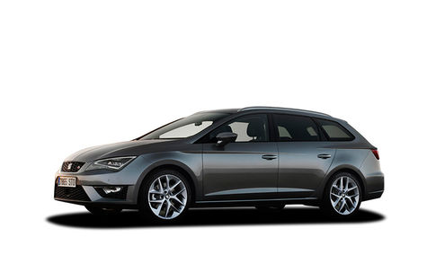 SEAT Leon ST (2014-2017)