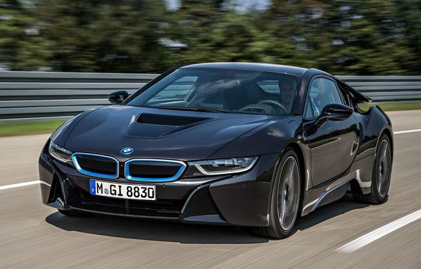 Bmw I8 Costă 126 000 Euro In Germania Automarket