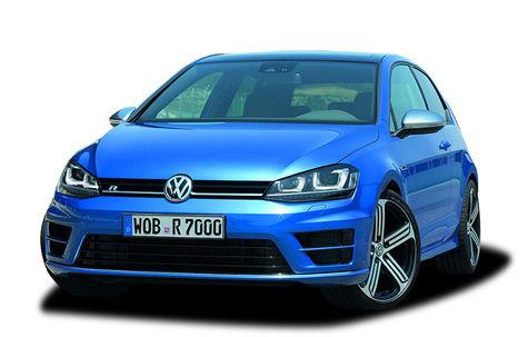 Volkswagen Golf R (2014-2016)
