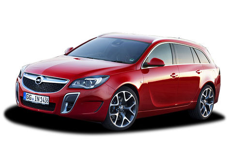 Opel Insignia Sports Tourer OPC facelift (2013-2017)
