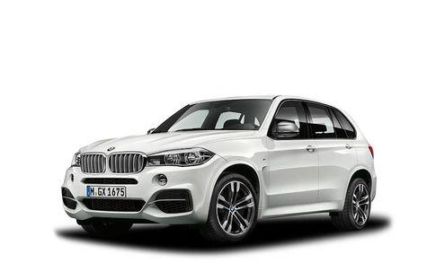 BMW X5 M50d (SUA)