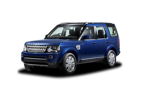 Land Rover Discovery facelift (2012-2016)