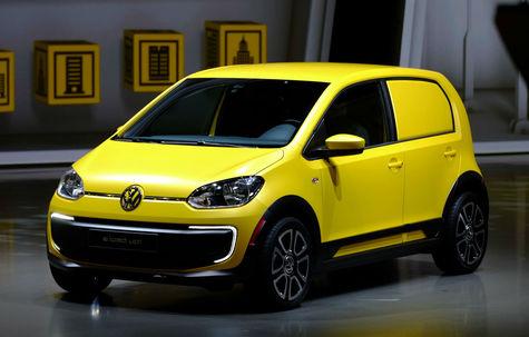 Volkswagen e-load up! Concept