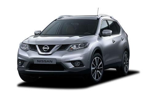 Nissan X-Trail (2014-prezent)
