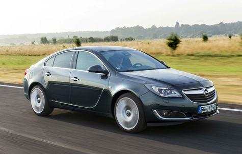 Opel Insignia 5 usi facelift (2013-2017)