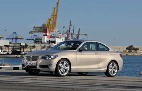BMW Seria 2 Coupe (2015-2018)