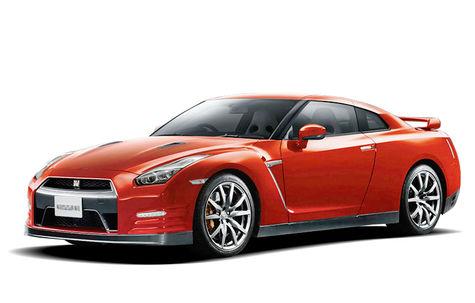 Nissan GT-R (2014-2016)