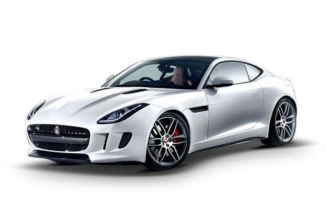 Jaguar F-Type Coupe (2014-2018)