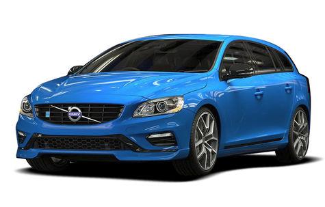 Volvo V60 facelift Polestar (2013-prezent)
