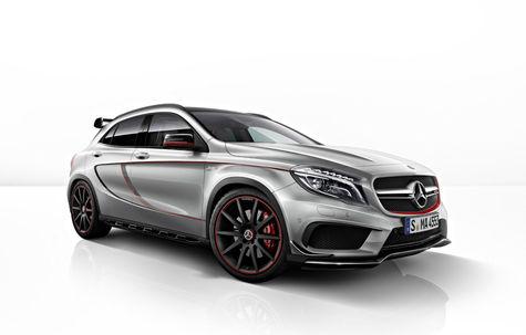 Mercedes-Benz GLA 45 AMG (2013-2017)