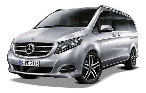 Mercedes-Benz Clasa V (2014-prezent)