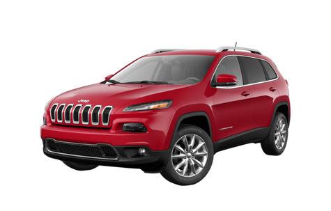 Jeep Cherokee (2014-prezent)