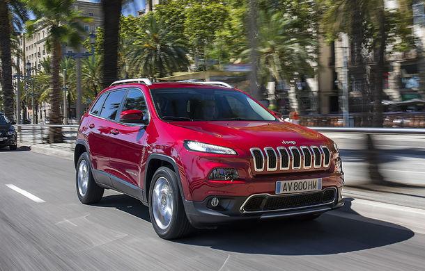Jeep Cherokee primește un nou motor diesel: Multijet II de 2.2 litri - Poza 6