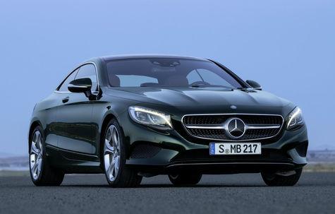 Mercedes-Benz Clasa S Coupe (2014-prezent)
