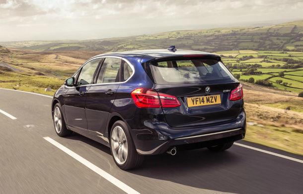 BMW Seria 2 Active Tourer primeşte motorizări noi şi xDrive în ofertă - Poza 2