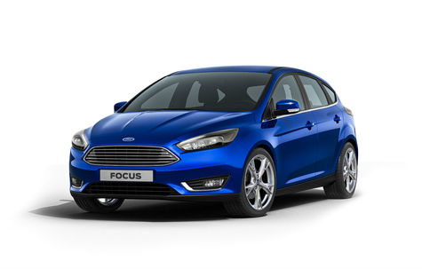 Ford Focus facelift (2016-prezent)