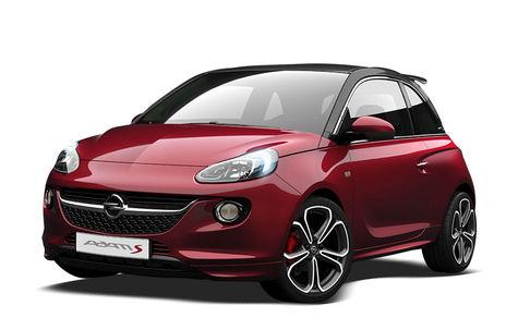 Opel Adam S -