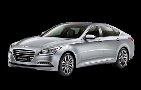 Hyundai Genesis (2013)