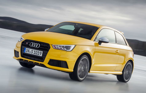 Audi S1 (2014-2015)