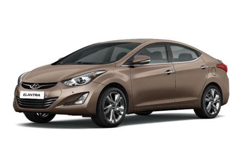 Hyundai Elantra (2011-2015)