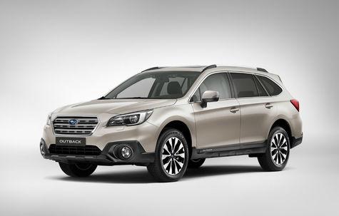 Subaru Outback (2015-prezent)