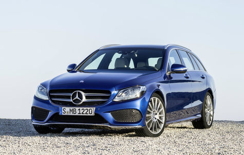 Mercedes-Benz Clasa C Estate (2013-2018)