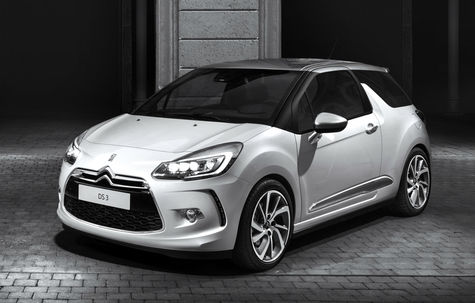Citroen DS3 facelift