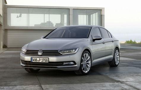Volkswagen Passat (2014-prezent)