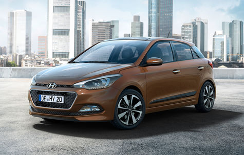 Hyundai i20 (2014-2018)