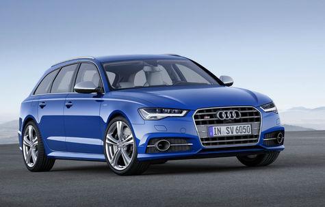 Audi S6 Avant facelift