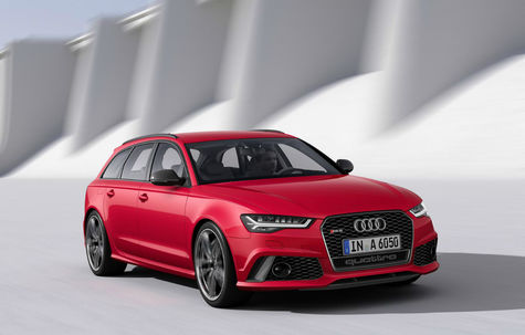 Audi RS6 Avant facelift