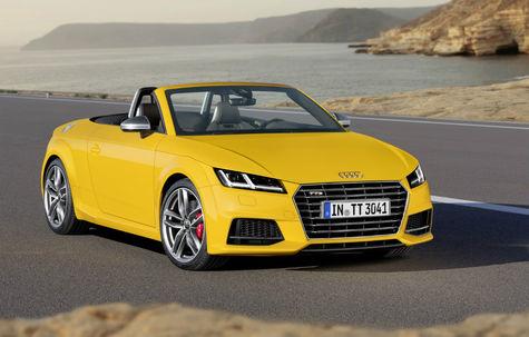 Audi TTS Roadster -