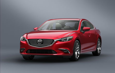 Mazda 6 facelift (2015-prezent)