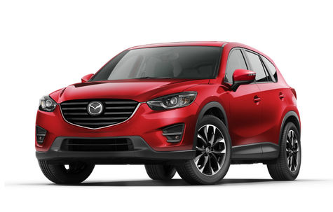 Mazda CX-5 facelift (2014-2017)
