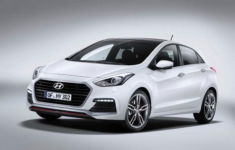 Hyundai i30 facelift (2014-2017)