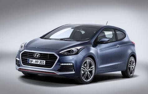Hyundai i30 (3 usi)