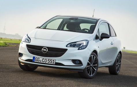 Opel Corsa (3 usi)